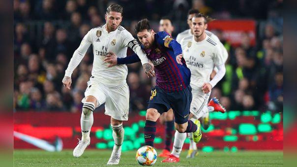 FC Barcelona y Real Madrid disputan el primer lugar de La Liga 2019-20