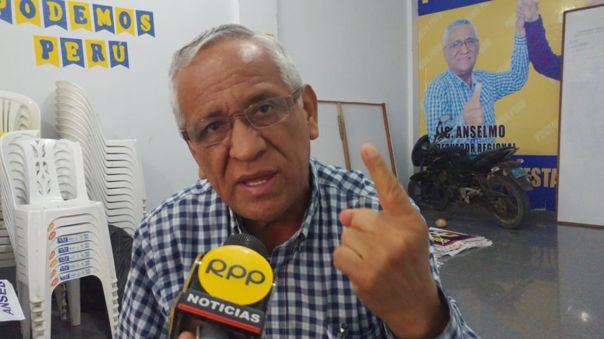 Anselmo Lozano respondió a presidente Martín Vizcarra