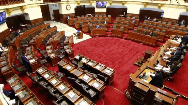 La congresista Leslie Lazo aseguró a RPP Noticias que la última vez que fue al Parlamento fue el 26 de marzo.