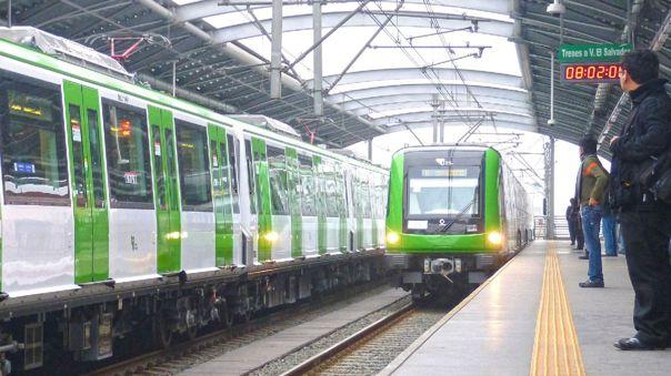 Metro de Lima funcionará durante ambos días.