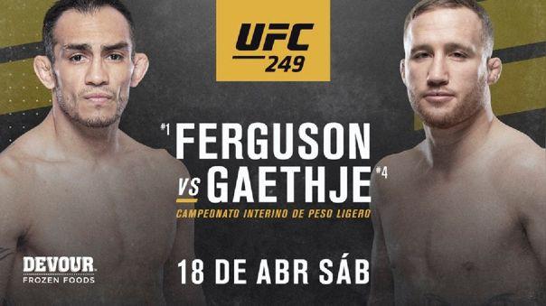 UFC 249