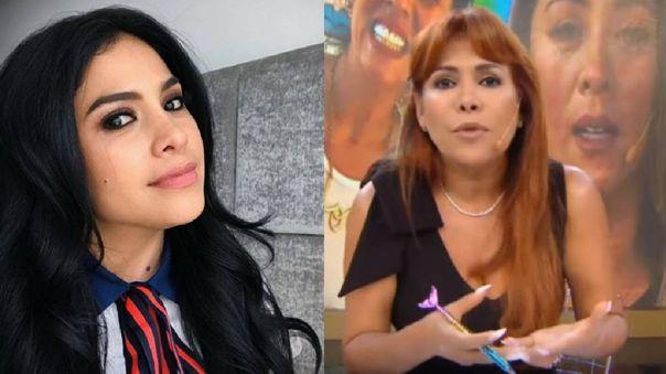 Magaly Medina criticó duramente a Maricarmen Marín.