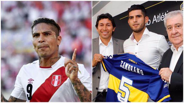 Carlos Zambrano logró el título de la Superliga con Boca Juniors
