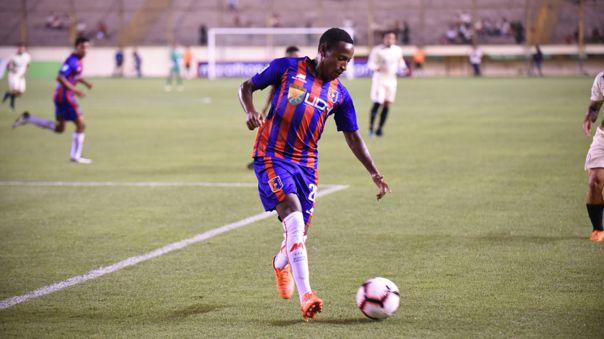 Jack Durán afronta su segunda temporada en la Liga 1 con Alianza Universidad