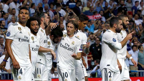 Real Madrid marcha en el segundo lugar de La Liga 2019-20