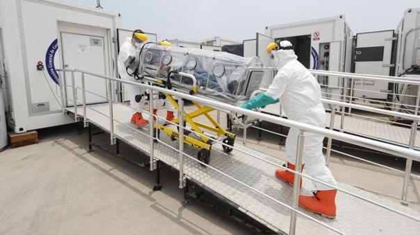Aumenta la cifra de fallecidos por coronavirus en el Perú.