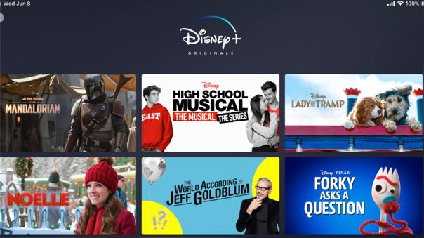 Disney Plus logra 50 millones de usuarios en tiempo récord