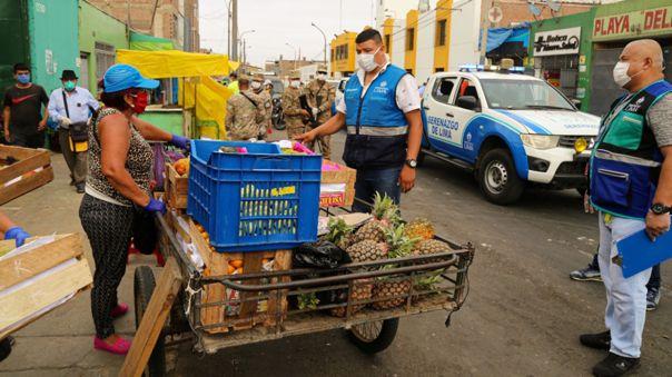 COVID-19 en Lima