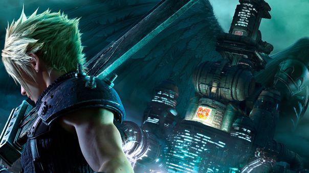Final Fantasy VII Remake llega en versión digital y física.