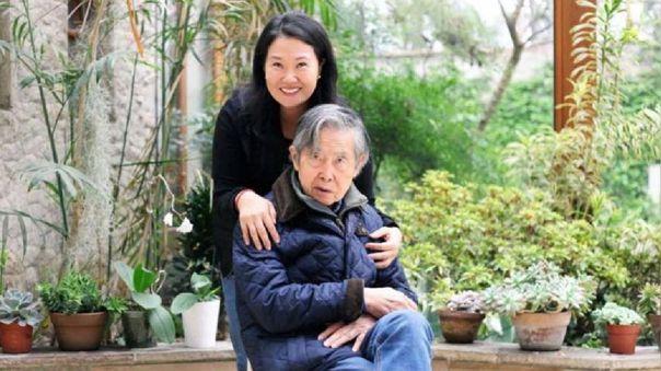 Facebook/Keiko Fujimori
