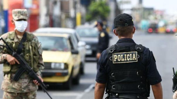 El ministro del Interior, Carlos Morán, detalló cada infracción y su multa respectiva en RPP Noticias, este martes.