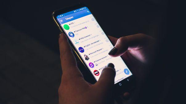 Telegram es una app de origen ruso.