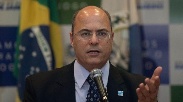 GOBERNADOR RIO DE JANEIRO CORONAVIRUS
