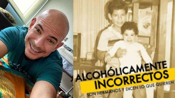 Ricardo Morán presenta su nuevo podcast.