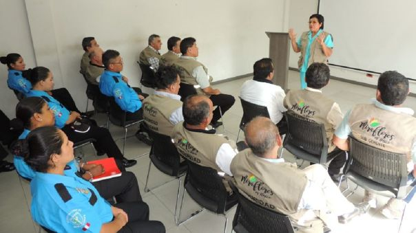 Confirman casos en la Municipalidad de Miraflores.