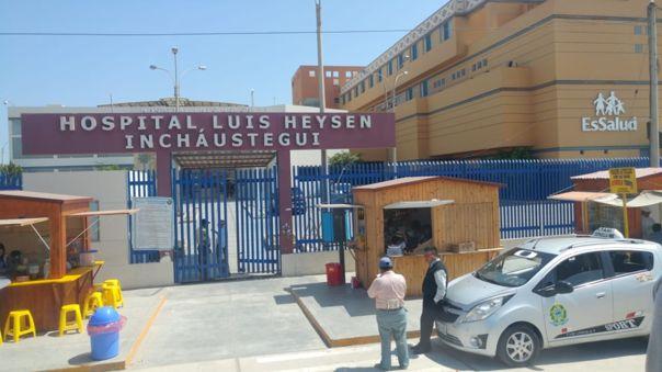 Hospital COVID de Essalud de Chiclayo