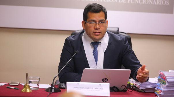 Jorge Chávez Tamariz