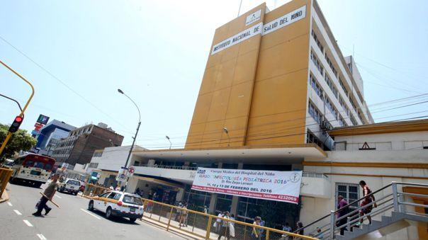 Instituto Nacional de Salud del Niño-Breña.