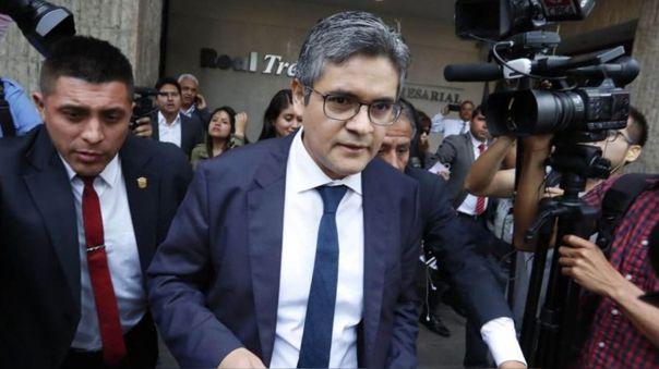 José Domingo Pérez, fiscal del Equipo Especial Lava Jato