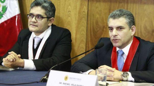 Rafael Vela, fiscal coordinador del Equipo Especial Lava Jato