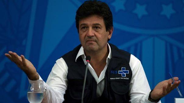 Exministro de Salud de Brasil