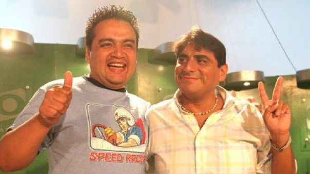 Carlos Álvarez y Jorge Benavides