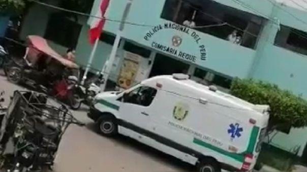Policías de Reque fueron cambiados por medidas de prevención