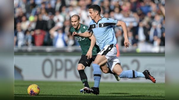 Luiz Felipe pertenece a la Lazio de la Serie A
