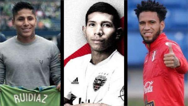 Raúl Ruidíaz, Edison Flores y Pedro Gallese ya conocen cuándo regresa el fútbol en EE.UU.