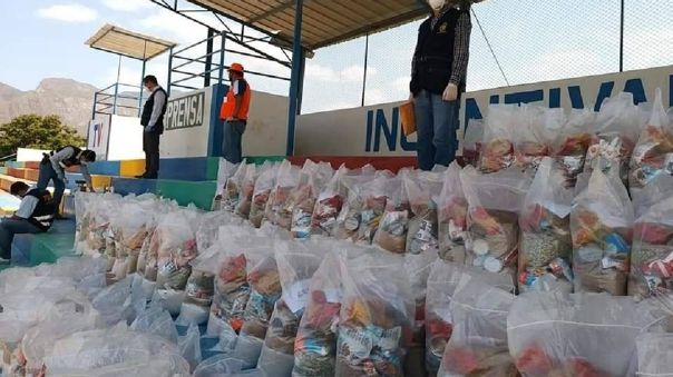 Detectan irregularidades en compra de alimentos para familias que acatan la cuarentena