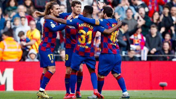 Barcelona cierra las puertas a la salida de cuatro jugadores