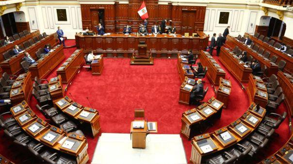 El Parlamento conformó una nueva comisión.