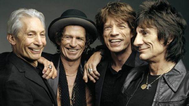 Los Rolling Stones se unen a festival