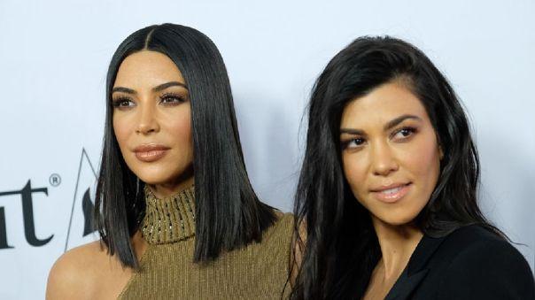 Las hermanas protagonizaron una de la escenas más polémicas de su show.