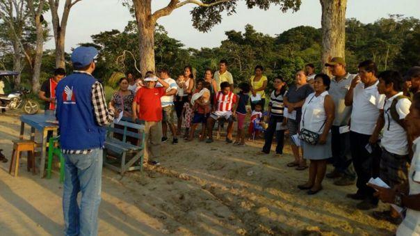 Pueblos indígenas de Ucayali