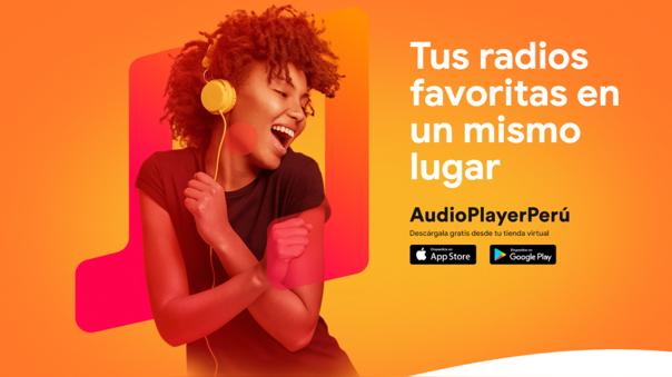 AudioPlayer Perú