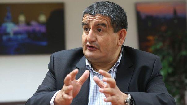 Humberto Acuña es congresista de APP por Lambayeque
