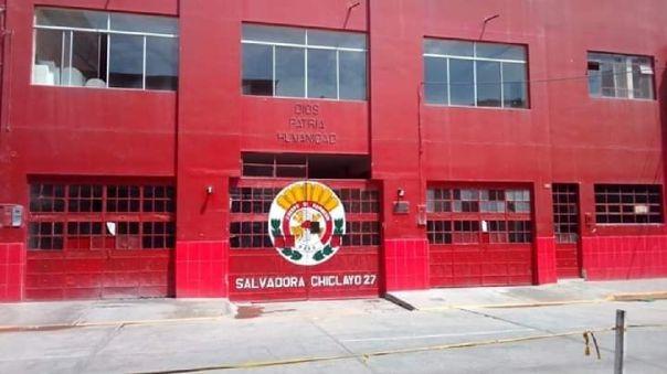 Compañía de bomberos