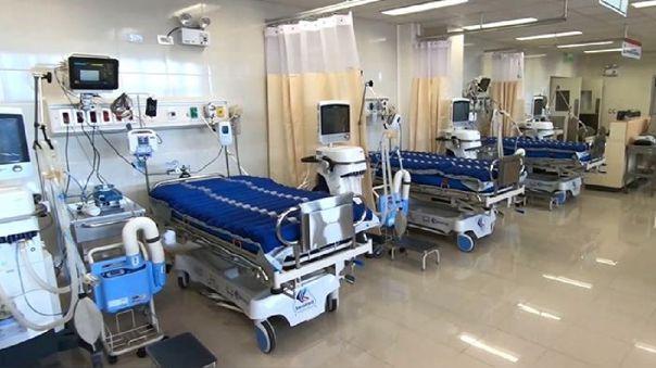Vizcarra explicó que esta semana llegarán 75 camas más para pacientes graves con COVID-19.