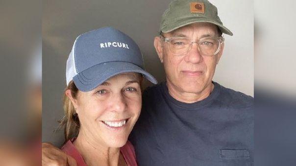 El actor contrajo coronavirus cuando se encontraba rodando una película en Australia con su esposa Rita.