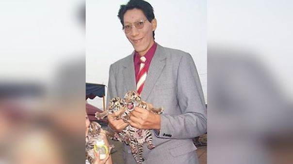 Margarito Machacuay