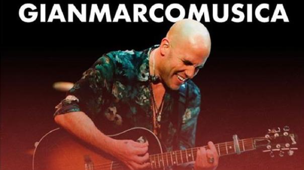 Gian Marco anuncia nuevo concierto gratis en YouTube para sus fans.