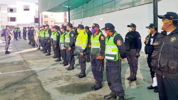 Coronavirus Perú | Arequipa: 53 Policías y cuatro militares ...