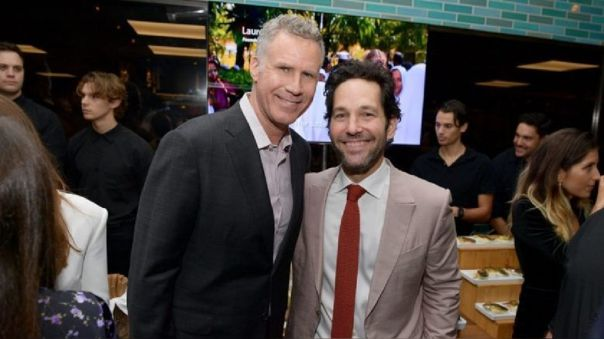 Paul Rudd y Will Ferrell protagonizaron las exitosas películas de