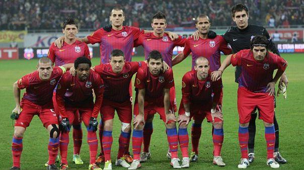 Steaua Bucarest, uno de los equipos que podría