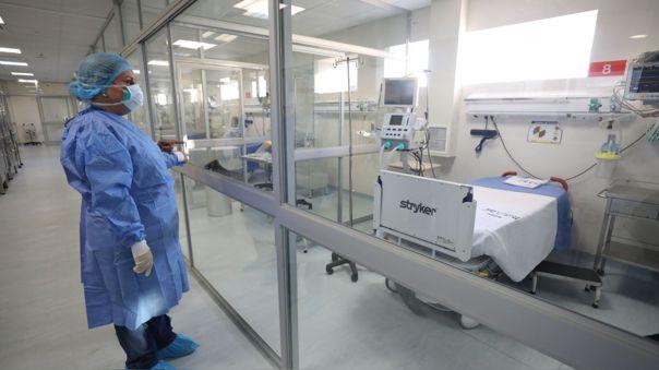 Hospital de Ate - Fotografía referencial