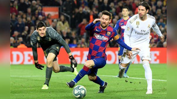 Real Madrid y Barcelona lucha por el título de La Liga 2019-20
