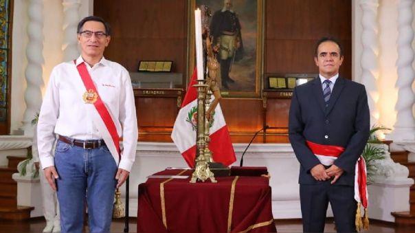 El general PNP Gastón Rodríguez Lino es el nuevo ministro del Interior.