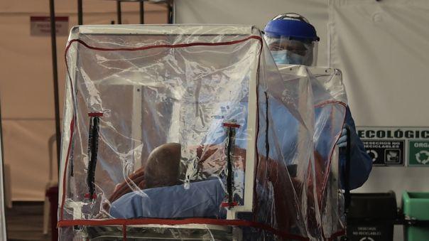 En la prisión que alberga a unos 650 detenidos, se realizaron pruebas a 50, de las que se esperan los resultados ante posibles contagios.