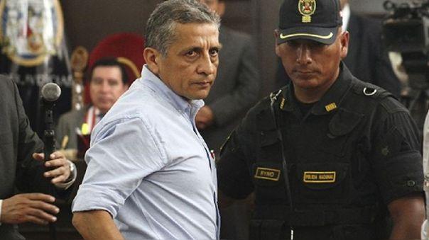 El hermano del expresidente Ollanta Humala tiene una sentencia firme de 19 años de prisión.
